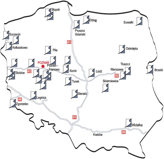 Mapa Instalacji Myjni