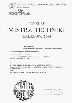 Mistrz Techniki