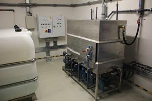 Zamknięte obiegi wody, oczyszczalnie wody technologicznej